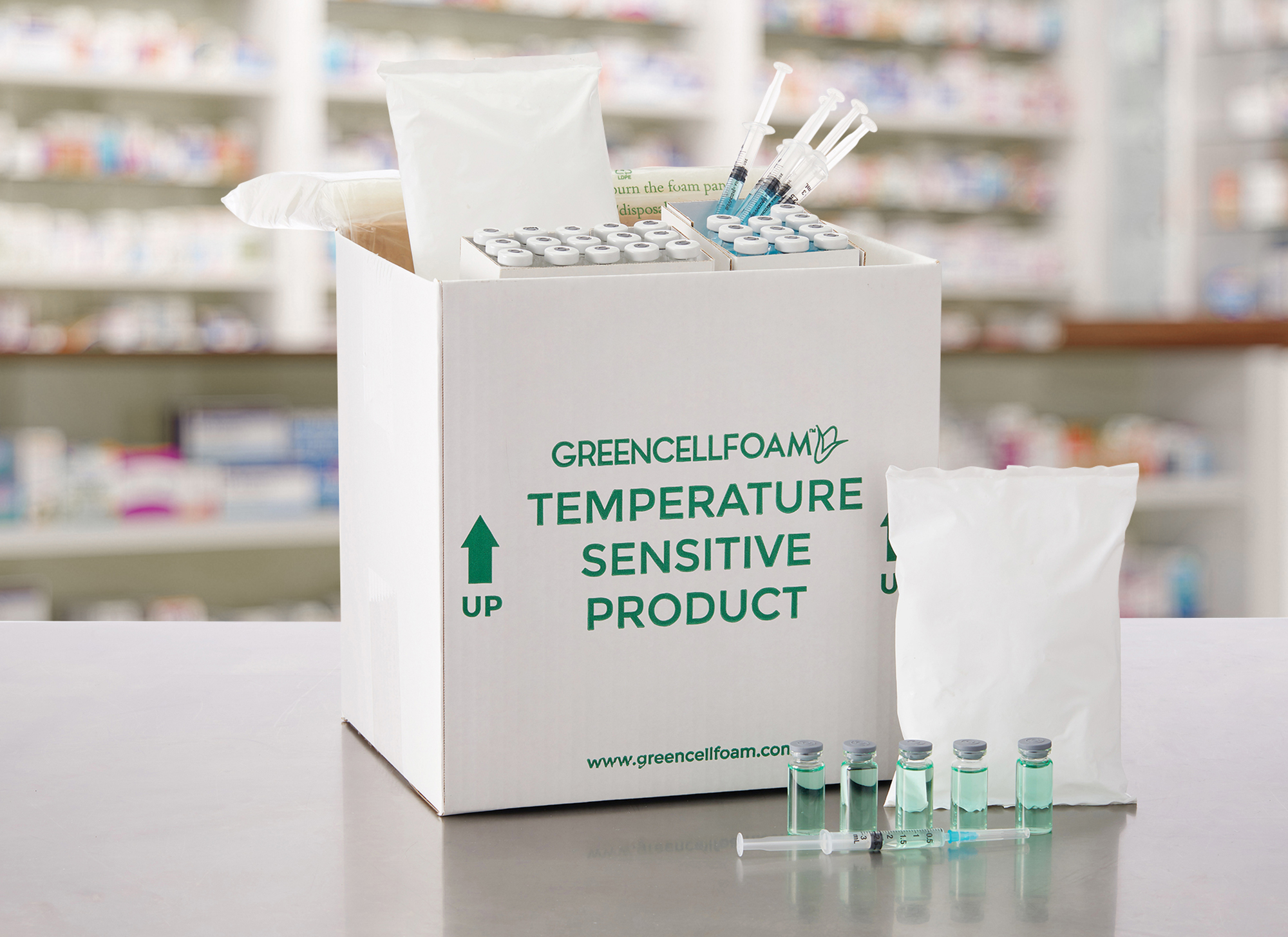 Cold Chain Solution for Life Sciences