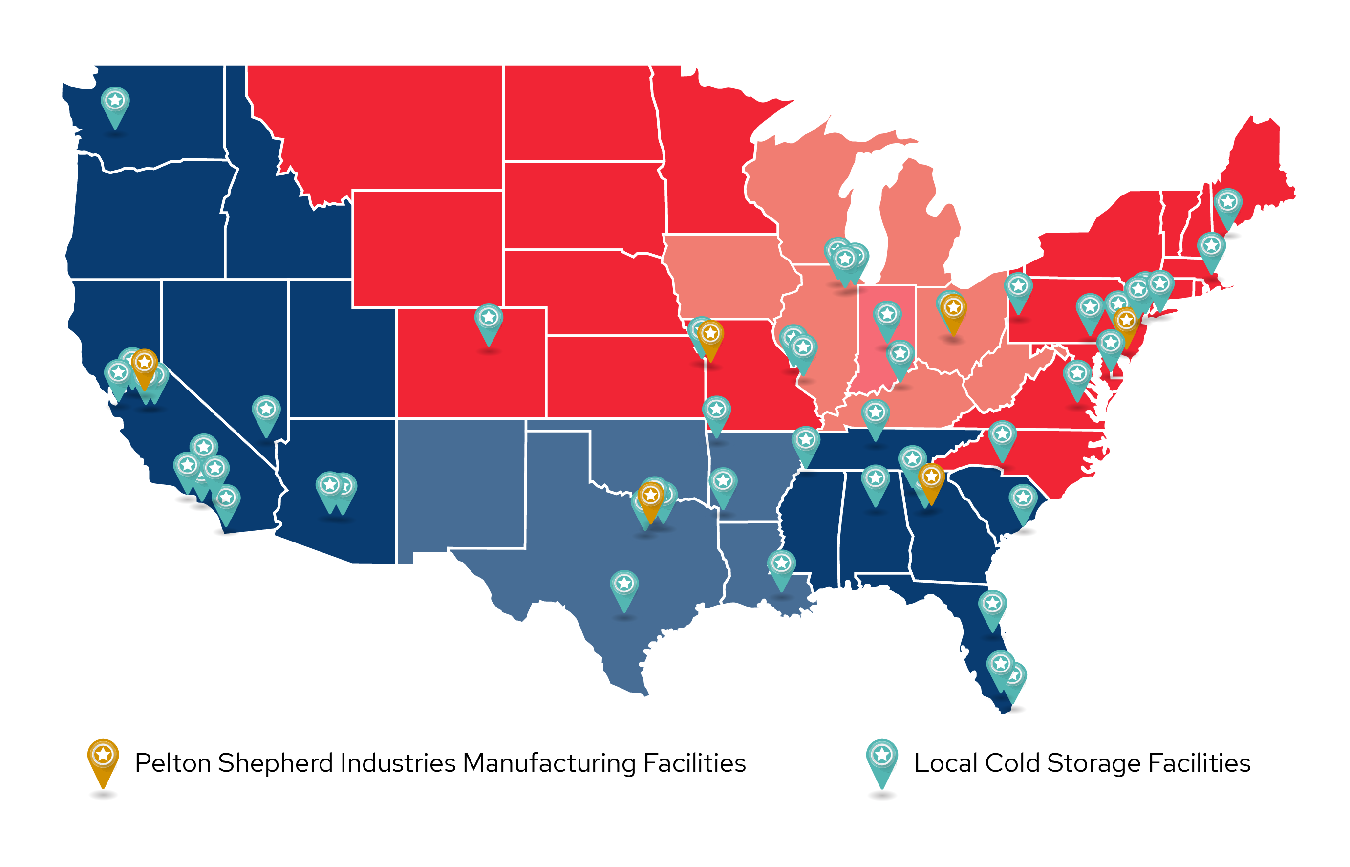 Cold Chain Storage Locations Near Me